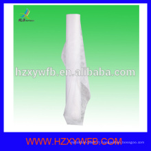Hôtel jetable de drap de tissu de polypropylène de Spunbond de 100%