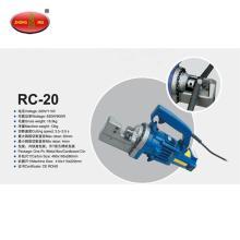 RC-20 Portable Rebar Cutting Machine Steel Bar Cutter