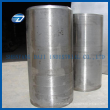 Gr2 Gr5 Gr9 Lingote de titanio Precio 290-1000mm