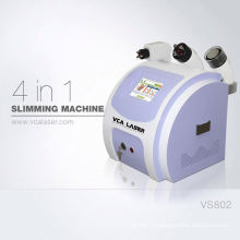 machine de tension de peau de radiofréquence et de rf