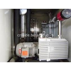 Vacuum freeze drying lyophilization machine for vegetables