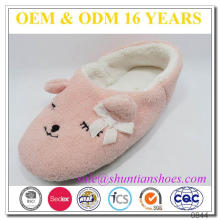 Fashion Design Cheap Wholesale Baby Slipper Shoe