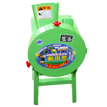 machines de traitement d'alimentation mini coupe paillettes