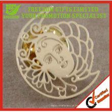Bronze personalizado que carimba o pino da lapela do metal do esmalte