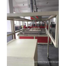 PVC Celuka Foam Board Production Line Plastic Machinery