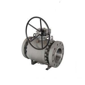 Válvula de esfera Trunnion API 3PC Flange