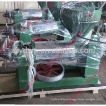 máquina de producción de aceite de semilla de soja / maní / algodón adecuada para prensa fría y caliente