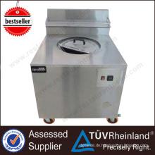 Kommerzielle Bäckerei-Ausrüstung umweltfreundliches Gas / elektrischer Tandoor-Ofen