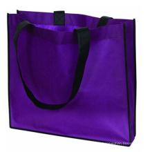 Meilleur magasin de supermarché de première qualité achats pp bag shopping tissé
