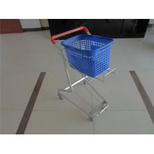 Shopping Basket Trolley, Supermarket Basket Cart (YRD-J5)