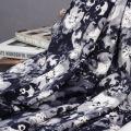 Vintage Style Printing Baumwollgewebe für Kleidungsstück