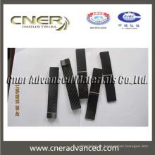 FPV parte placa de carbono tejida Twil de polímero reforzado con fibra de carbono 3K de 1 mm (500 * 500 * 1 mm)