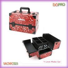 Luxury Cosmetics Organizer Large Makeup Travel Case Professional (SACMC023)