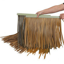High Quality Synthetic Thatch Roof Reed Thatch Tile