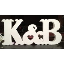 PVC Letter for Bedroom Decoration