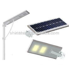 20W integrated solar led street light price