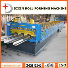 Stainless Steel Structural Floor Deck Roll Forming Machine