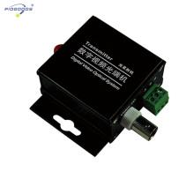 1/2/4/8/16-Channel Video amd Transmetteur de données numérique à fibre optique