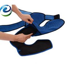 Empêcher l'enveloppe de genou matérielle de nylon d'Inflammation avec le sac de glace