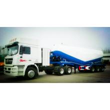 Camión a granel del polvo del cemento de 8x4 42CBM Sinotruk HOWO / camión del polvo seco (LHD y RHD)