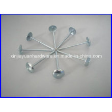 High Quality Smooth Shank Roofing Nail with Umbrella Head