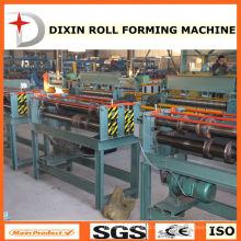 Ce / ISO9001 Zertifizierung Slitter Steel Machine
