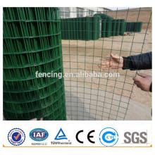 Зеленые красивые сетки обработка ПВХ покрытием 1х1 ограждать ячеистой сети (цена завода)