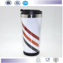Nova dupla de Starbucks impressão logotipo caneca 16 onças caneca café caneca de viagem