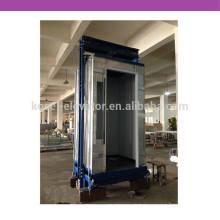 Passenger elevator cabin/Machine room less passenger lift with luxurious cabin decoration
