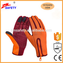 2017 New Windproof Mechainc Neoprene Touchscreen Gloves for Riding Racing Motorcycle Outdoor Sports