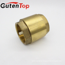 """Factory Selling 1/2""""-4"""" brass check valve plastic spring pn16"""