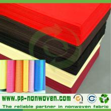 Material de tela no tejida PP para bolsa