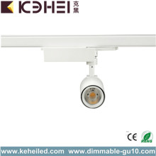 Aluminum 7W LED Track Lights Cool White