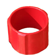 Straight Vane Steel Solid Rigid Centralizer