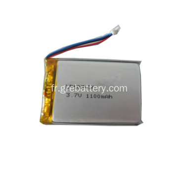 Batteries Lipo Rechargeable 603450 Lion pour Machine de POS