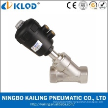 Multi-Function2 Way Angle Seat Valve