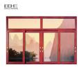 Latest design aluminum window manufacturer price