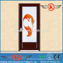 JK-AW9017	fashion Interior bathroom Aluminum alloy door
