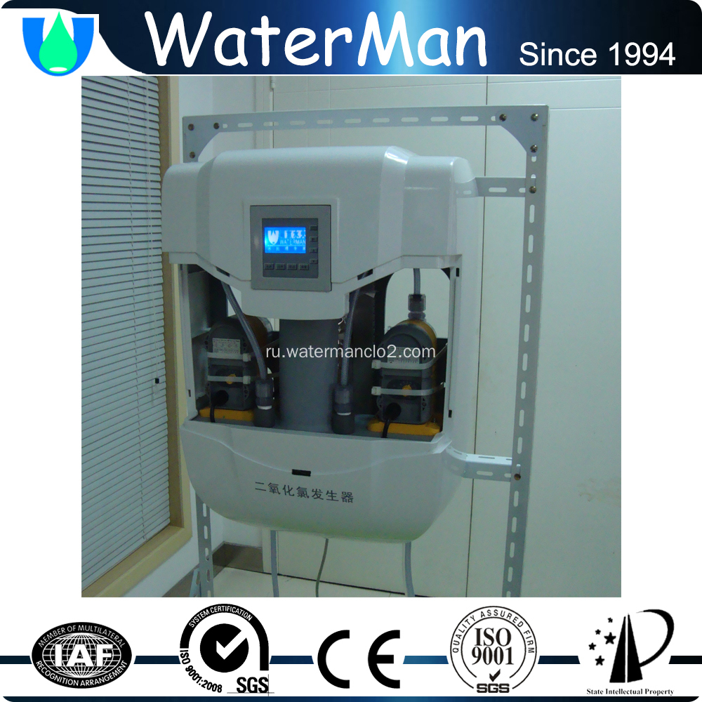 automatic control odor cleaner making machine