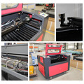 Machine laser double tête LP1390