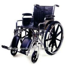 desk length arm wheelchair elevating leg rest