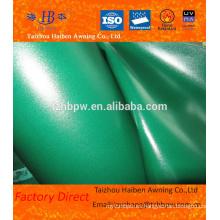 Lona de lona revestida de PVC imprimible para la cubierta del carro
