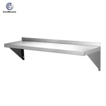 Heavy Duty Commercial Restaurant Stainless Steel Wall Shelf