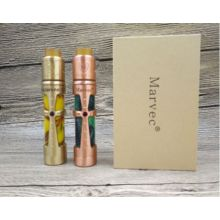 Innovative Mech mods brass copper vape