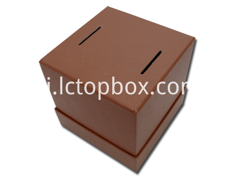 Decorative gift packaging box