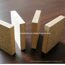 Proveedor de China Otro tipo de madera MDF 18mm