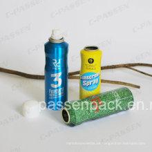 Lata de aerosol de aluminio del aerosol del desodorisador del metal 300ml (PPC-AAC-012)