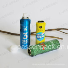 300ml Metal Aluminum Deodorant Spray Aerosol Can (PPC-AAC-012)