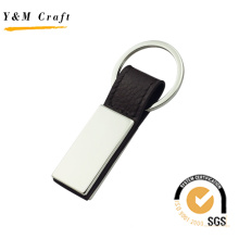 Venda quente novo design chaveiro de couro com alta qualidade (y02030)