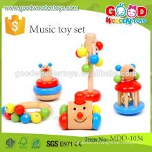 El nuevo artículo juega el juguete divertido de la música del sistema del juguete de los instrumentos musicales de los juguetes fijado para el niño MDD-1034